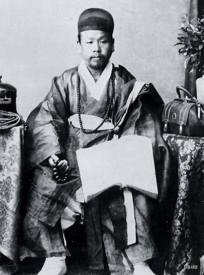 1880 승려 이동인이 일본에서 석유를 구입해 오다.